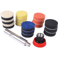 ToolPRO 2 Inch Detailer Polishing Kit 17 Piece, , scanz_hi-res
