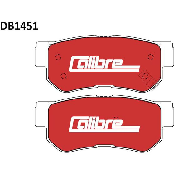 Calibre Disc Brake Pads - DB1451CAL, , scanz_hi-res