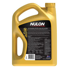 Nulon Full Synthetic 5W-30 Long Life Diesel Engine Oil 7L, , scanz_hi-res