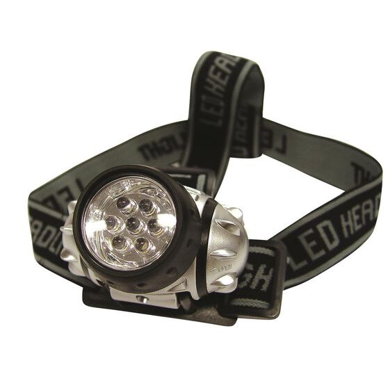 Head Lamp - 7 LED, , scanz_hi-res