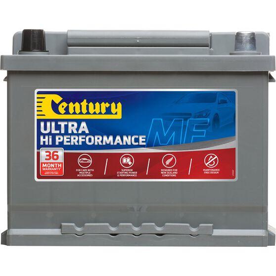 Century Car Battery  - DIN55ZLAGMF, 500 CCA, , scanz_hi-res