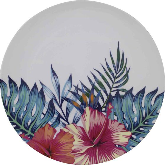 Tropical Melamix Dinner Plate, , scanz_hi-res