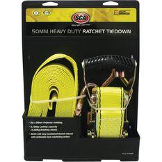 SCA Ratchet Tie Down - 6m, 2150kg, , scanz_hi-res