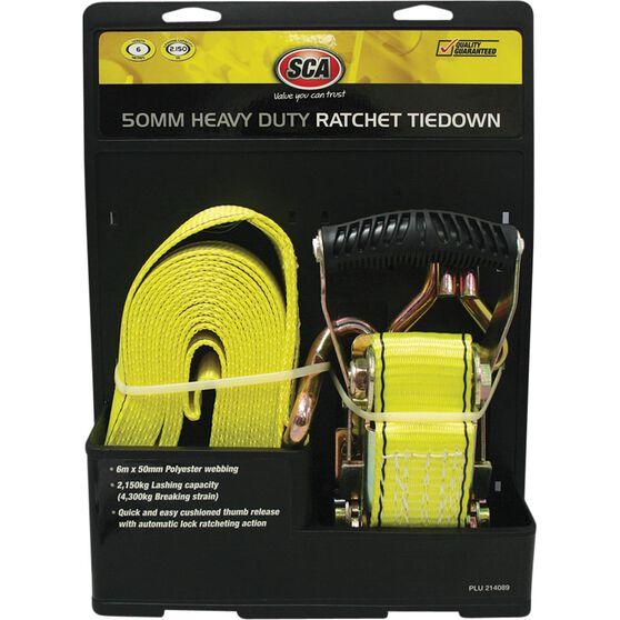 Ratchet Tie Down - 6m, 2000kg, , scanz_hi-res