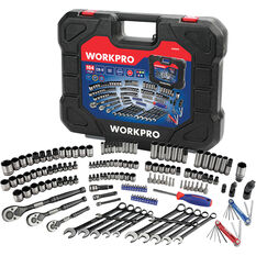 Workpro 164 Piece Tool Kit, , scanz_hi-res