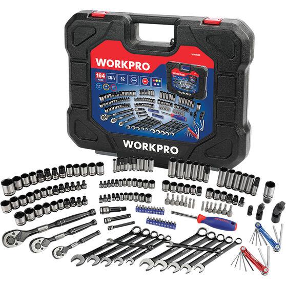 Workpro 164 Piece Tool Kit, , scanz_hi-res