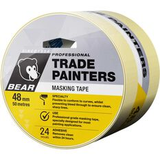 Trade Painters Masking Tape - 48mm x 50m, , scanz_hi-res