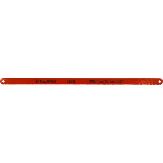 ToolPRO Hacksaw Blade - 300 x 12mm x 32T, Red, , scanz_hi-res