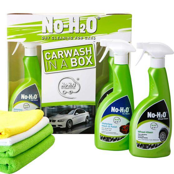 No H2O Car Wash In A Box Kit, , scanz_hi-res