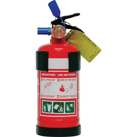 SCA Fire Extinguisher 1kg Recreational Plastic Mounting Bracket, , scanz_hi-res