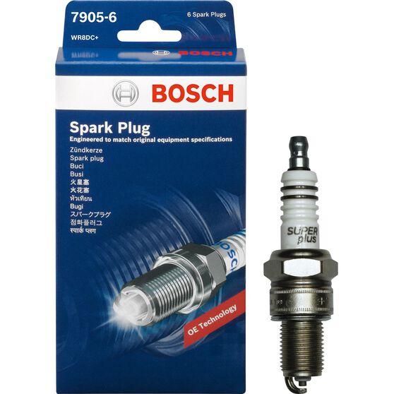 Bosch Spark Plug - 7905-6, 6 Pack, , scanz_hi-res