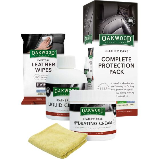 Leather Care Complete Protection Pack, , scanz_hi-res