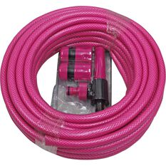 SCA Garden Hose w / Fittings - 11.5mm x 15m, , scanz_hi-res