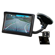 Wired 5 Reversing Camera System with Tracking Lines, , scanz_hi-res