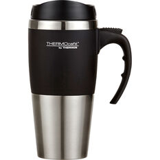 Thermos ThermoCafe 450mL Travel Mug Black, , scanz_hi-res