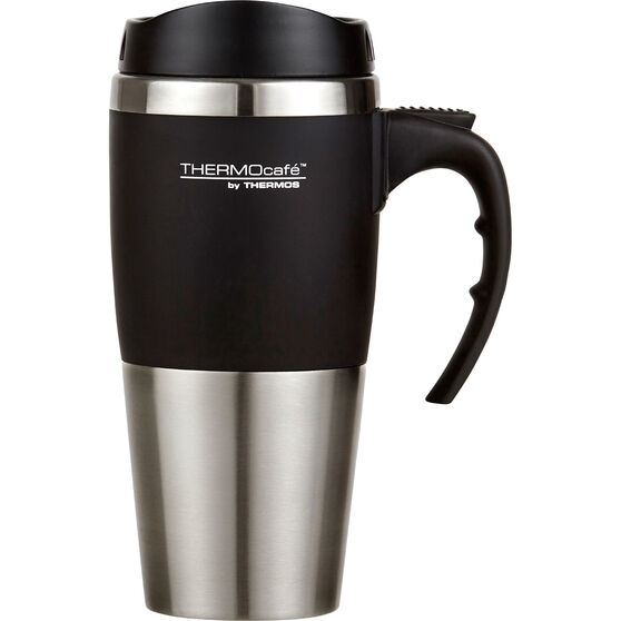 450mL Thermocafe Travel Mug Black, , scanz_hi-res
