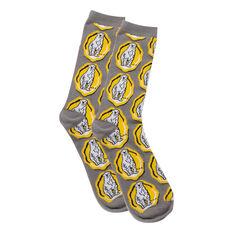 Bundaberg Rosette Pattern Socks, , scanz_hi-res