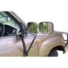 Towing Mirror - Door Mount, Pro, , scanz_hi-res