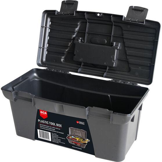 SCA Tool Box Plastic 30cm, , scanz_hi-res