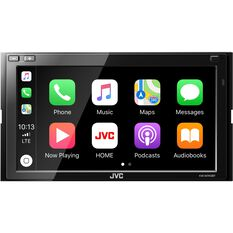 JVC Android Auto and Carplay 6.8inch Digital Media Player - KWM740BT, , scanz_hi-res