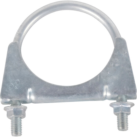 Spareco Exhaust Clamp - C12, 67mm (2-5 / 8 inch), , scanz_hi-res