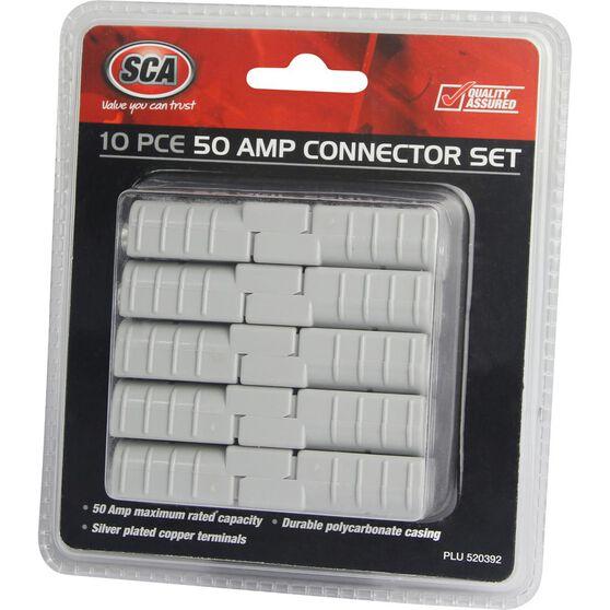 SCA 50 AMP Connector Set - 10 Piece, , scanz_hi-res