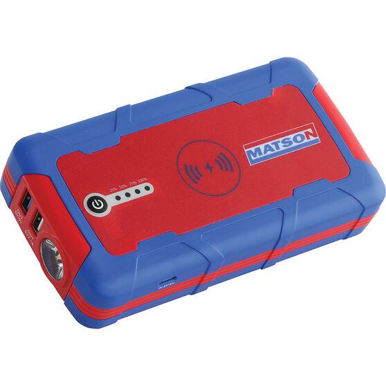 Matson 12V 10000MAH Mini Lithium Jump Starter, , scanz_hi-res