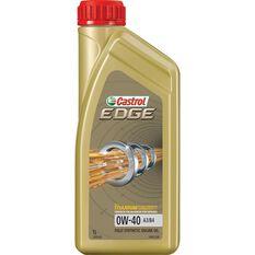 Castrol EDGE Engine Oil - 0W-40, A3/B4, 1 Litre, , scanz_hi-res