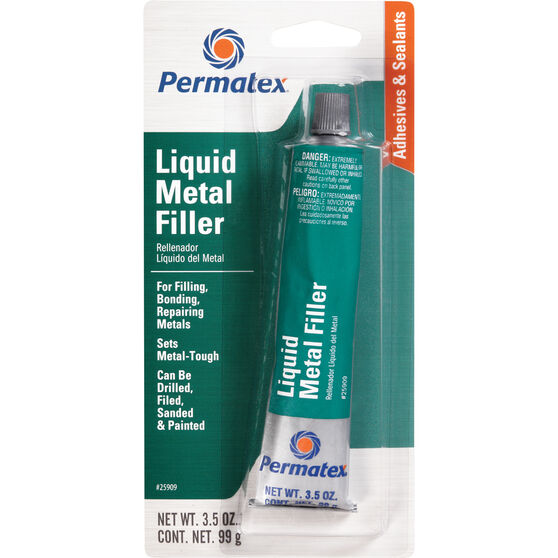 Permatex Liquid Metal Filler - 99g, , scanz_hi-res