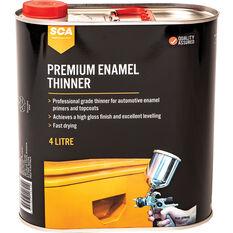 SCA Premium Enamel Thinner - 4 Litre, , scanz_hi-res
