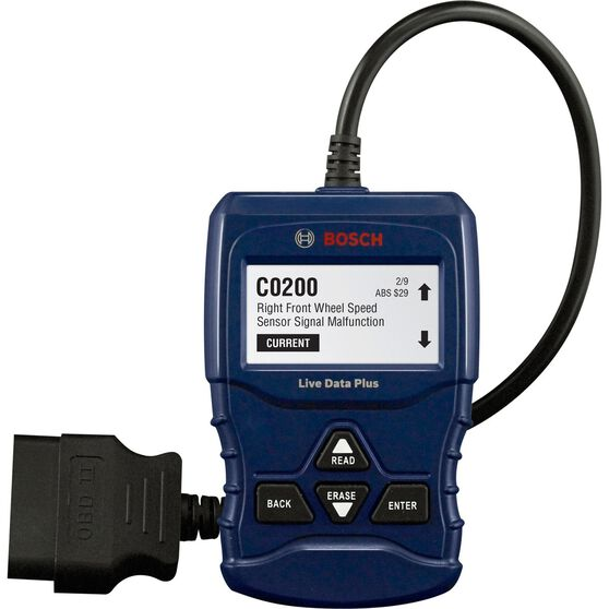 Bosch Auto Diagnostic Scanner - OBD2 and CAN, , scanz_hi-res