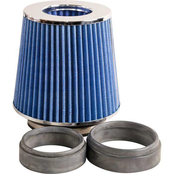 K&N Pod Air Filter - Blue, KN RG-1001BL, , scanz_hi-res