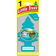 Little Trees Air Freshener - Rainforest Mist, 1 Pack, , scanz_hi-res
