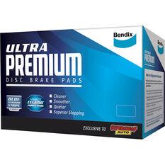 Bendix Ultra Premium Disc Brake Pads - DB1473UP, , scanz_hi-res