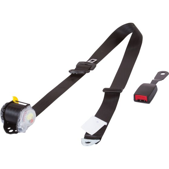 APV 90/90 STEM100  Seat Belt - K4554, , scanz_hi-res