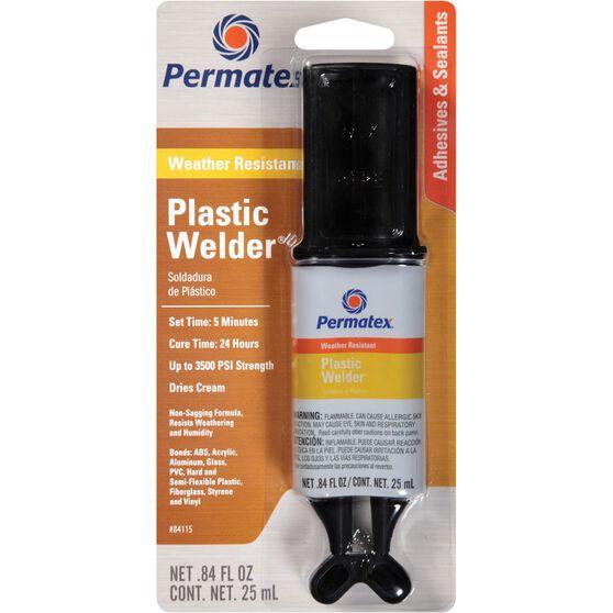 Permatex Permapoxy 5 Minute Plastic Weld - 25mL, , scanz_hi-res