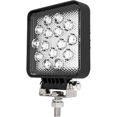 Enduralight Work Lamp - LED, 12W, 5.5In Square, , scanz_hi-res
