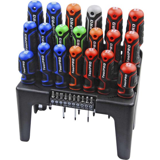 ToolPRO Screwdriver Set - 30 Piece, , scanz_hi-res