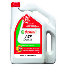 Auto Transmission Fluid - Dex III, 4 Litre, , scanz_hi-res