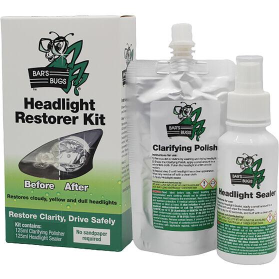 Bar's Bugs Headlight Restorer Kit, , scanz_hi-res
