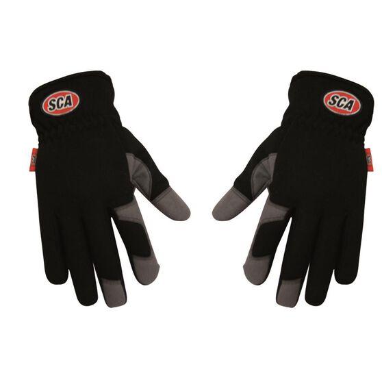 SCA Work Gloves - Light Duty, Large, , scanz_hi-res