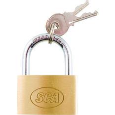 SCA Padlock - Brass, 40mm, , scanz_hi-res