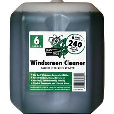 Bar's Bugs Super Concentrate Windscreen Wash 6 Litre, , scanz_hi-res