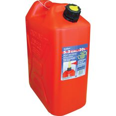 Scepter Petrol Jerry Can 20 Litre, , scanz_hi-res