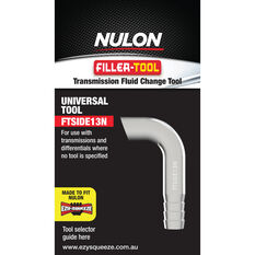 Nulon EZY-SQUEEZE Filler-Tool 13N For Side Fill Transmissions, , scanz_hi-res