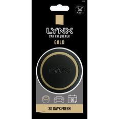 Lynx Can Air Freshener - Gold, 15g, , scanz_hi-res