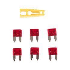 SCA Fuse Mini Blade - 10 AMP, 6pce, , scanz_hi-res