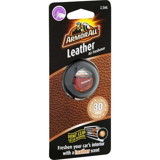 Armor All Air Freshener - Leather, 2.5mL, , scanz_hi-res
