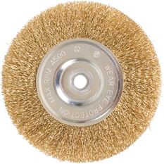 ToolPRO Wire Wheel Brush 6 Inch, , scanz_hi-res