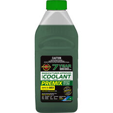 Penrite Green Long Life Anti Freeze / Anti Boil Premix Coolant - 1L, , scanz_hi-res